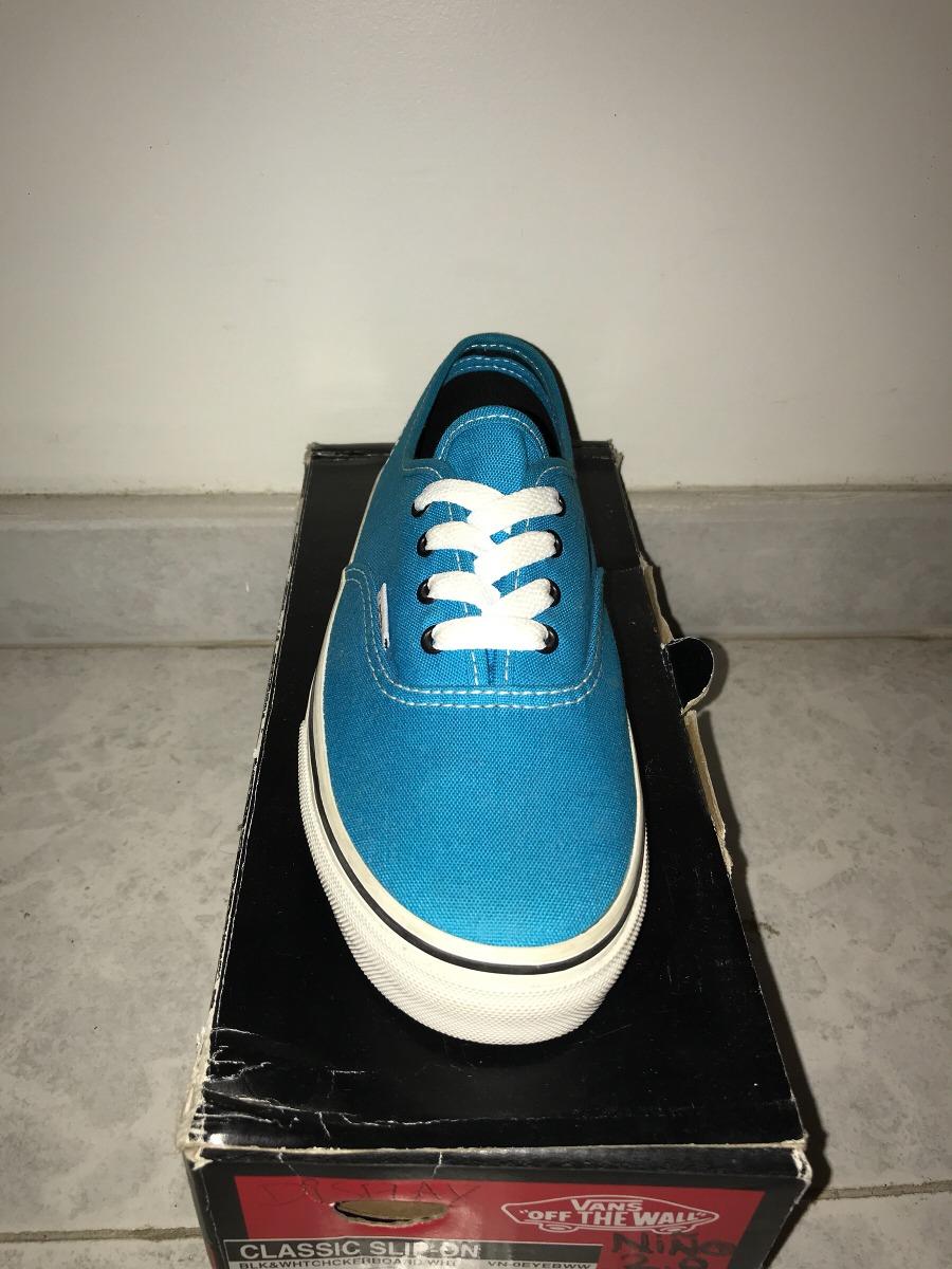 402a87bd3e7a4 Zapatos Vans 100% Originales Talla 2.0 De Niños - Bs. 20