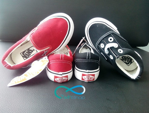 zapatos vans clasicos  niños y niñas importados 2016