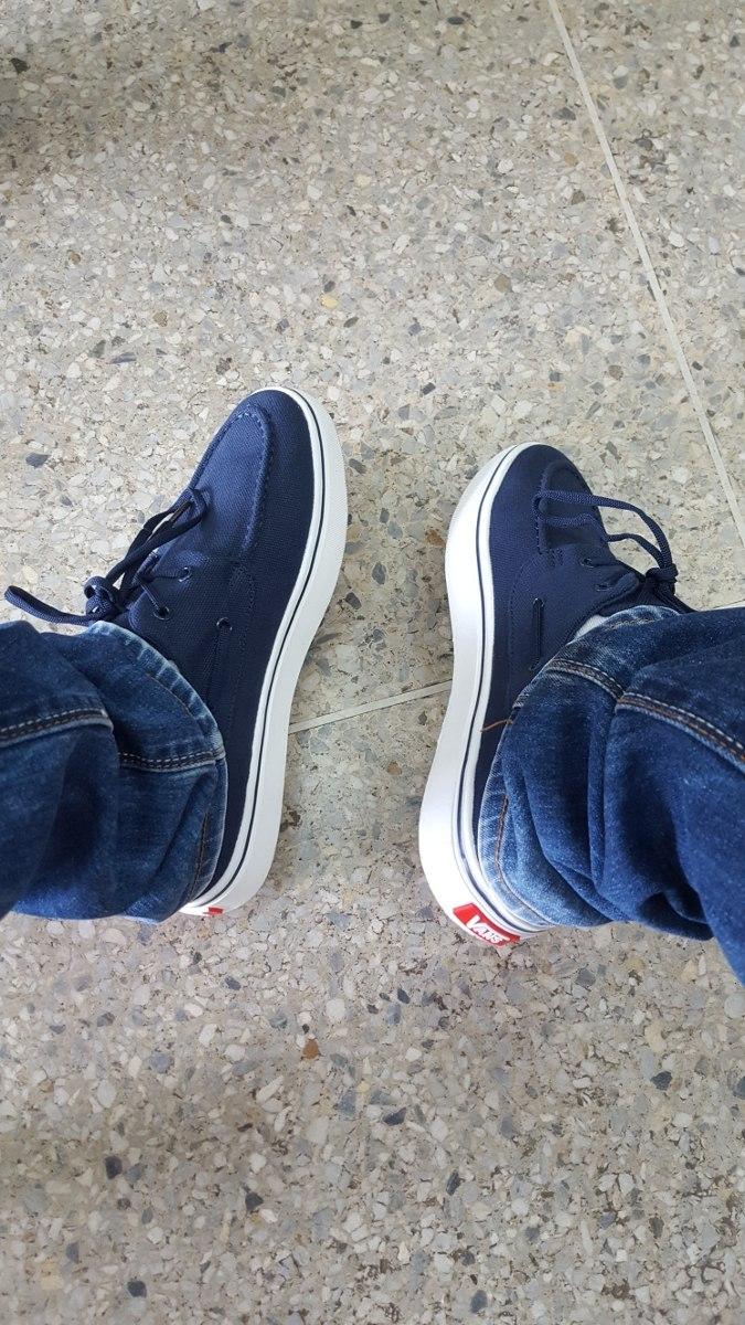 Zapatos Vans Clasicos Para Caballeros Mayor Y Detal - Bs. 56.000 4f12695b6de