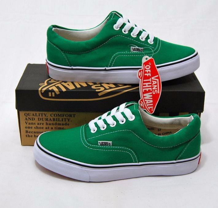 Vans Zapatos Zapatos verde