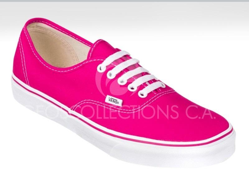 vans Zapatos  fucsia