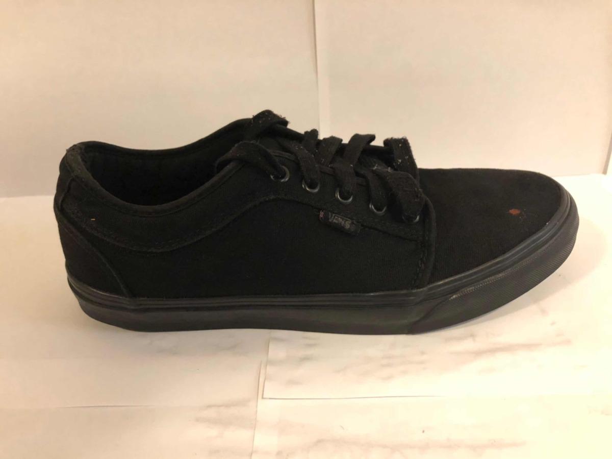Libre 180 En Mercado 00 Zapatos Negros Vans ExqYnwwga