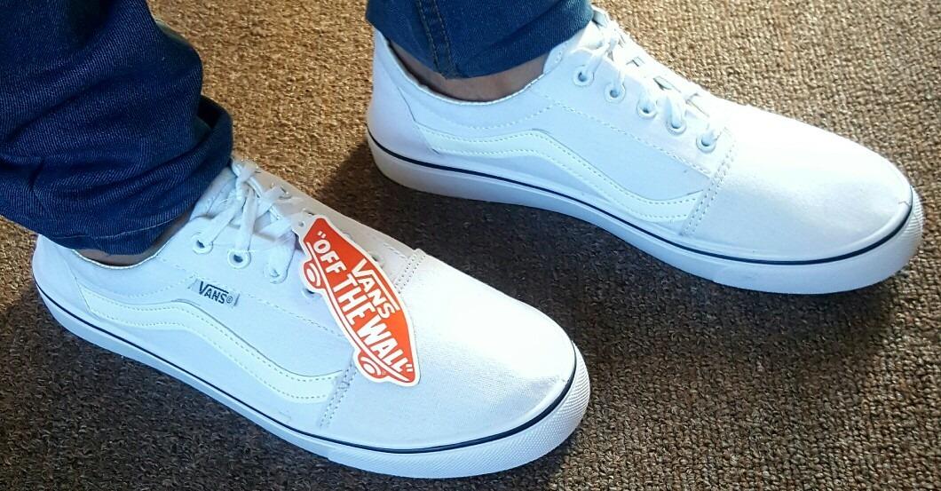 zapatos vans clasicos