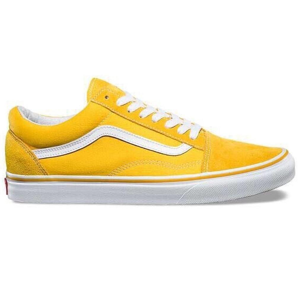 vans Zapatos amarillo