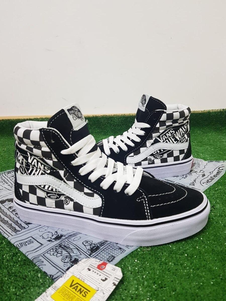 Zapatos Vans Old Skool Bota Dama Y Hombre