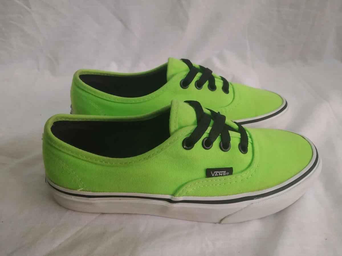 Zapatos Vans Originales Talla 36 Bs. 45.000,00