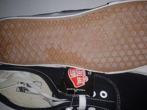 zapatos vans originales vietnam talla 45-46