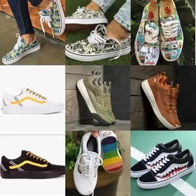 *~*zapatos Vans Ultra Range, Marvel, Mickey, Cosmic*~*