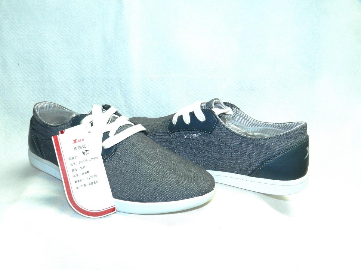 304c45005b Zapatos Vans Xtep - Bs. 30.000,00 en Mercado Libre