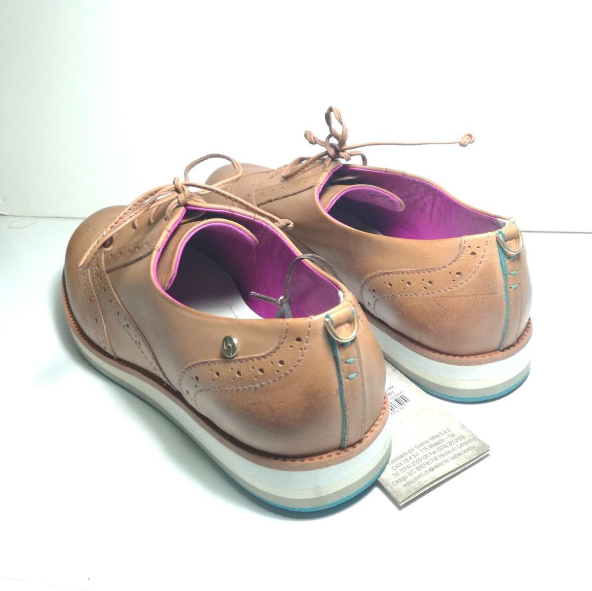 b920adbc Zapatos Velez Abotinados De Cuero. Importados Colombia - $ 1.000,00 ...