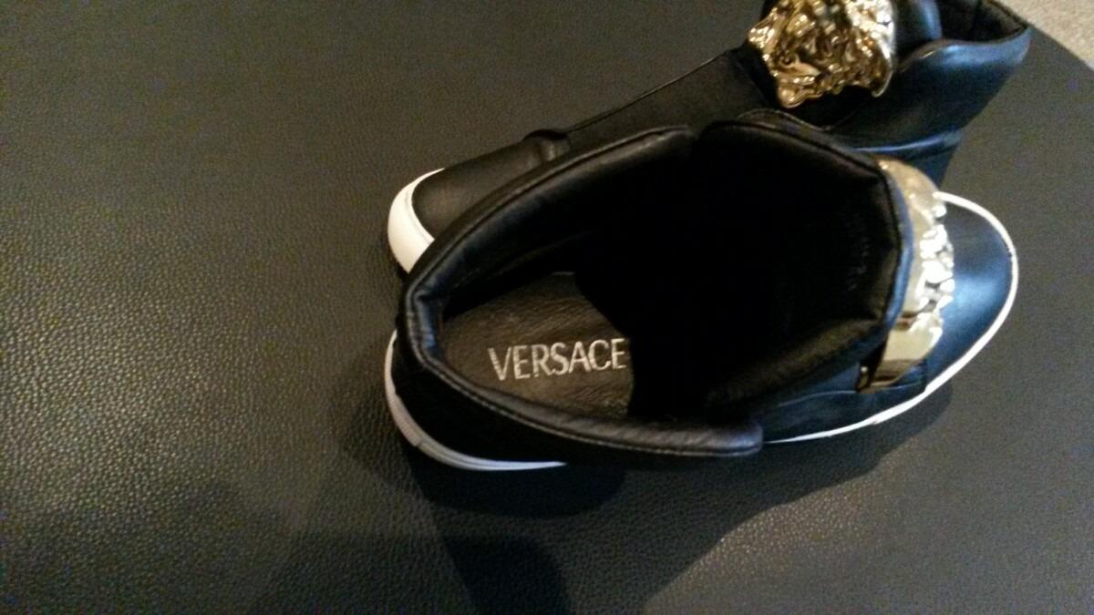 Zapatos Versace 2016
