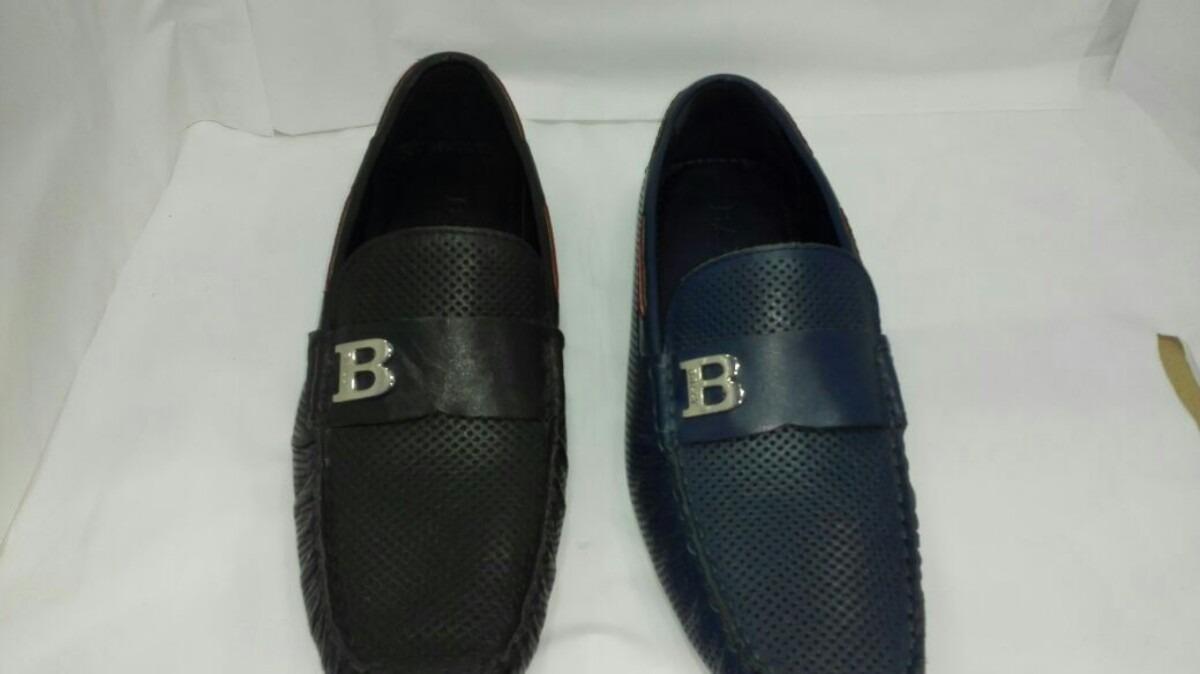 Zapatos Versace Caballero