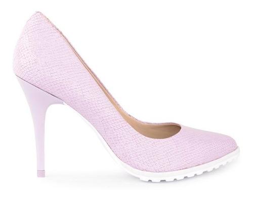 zapatos vestir de mujer stiletto de cuero florencia  ferraro