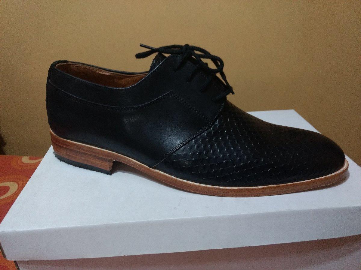 e0b323dd Zapatos Vestir Hombre Fabrica Cuero Real Suela Colores - $ 1.600,00 ...