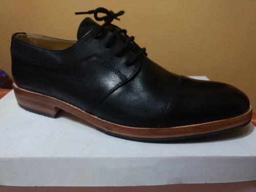 f8d22988 Zapatos Vestir Hombre Fabrica Cuero Real Suela Colores - $ 1.600,00 ...