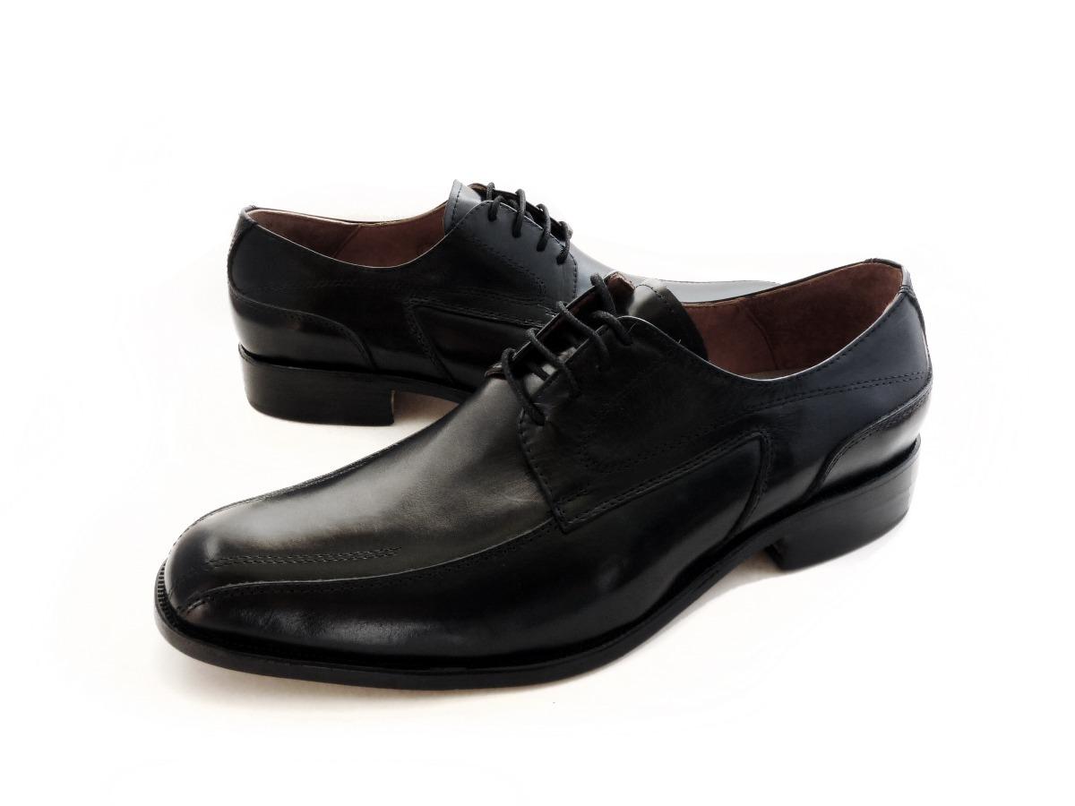 zapatos mocasin hombre cuero
