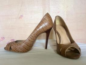 97ea05a6e3d Zapato Taco Aguja Usado - Zapatos de Mujer