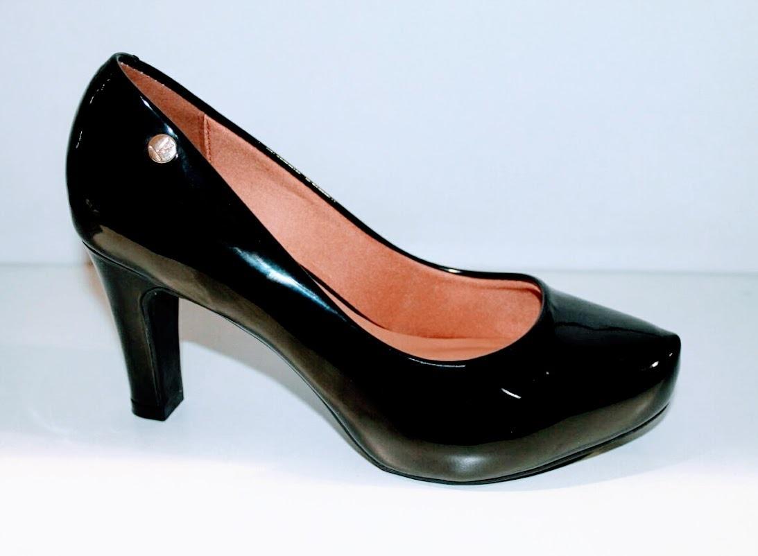 oficial Promoción de ventas precios de remate Zapatos Vizzano Tacon Oficina Dde 34! Nude Y Negro