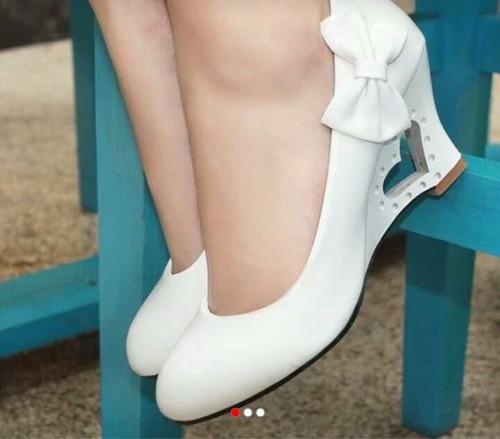 zapatos y zapatillas de novia raphael