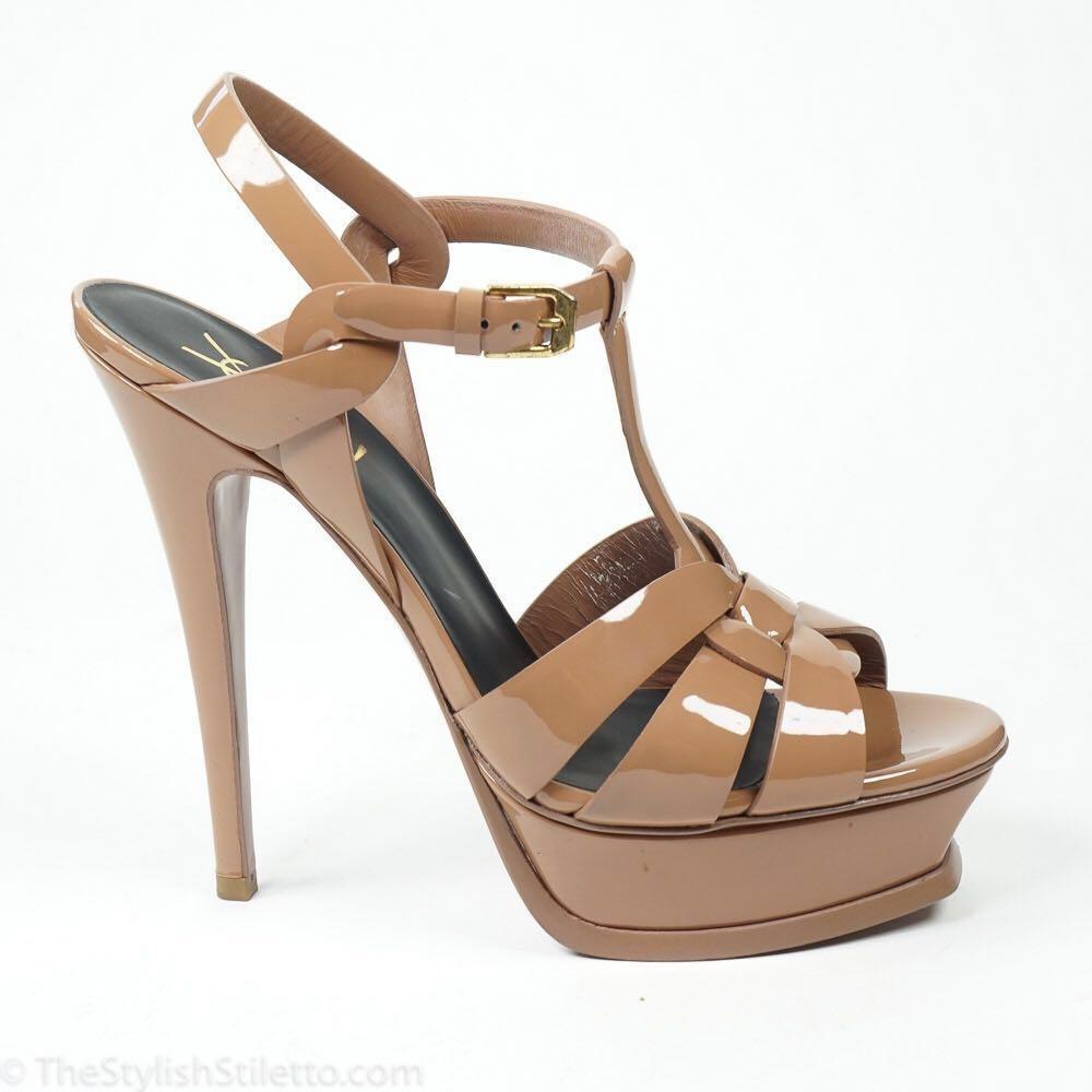 nuevo estilo 47b59 c192c Zapatos Yves Saint Laurent (ysl)