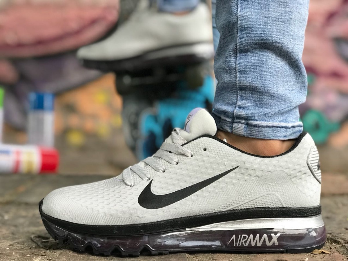 ac6f90c985aa5 Zapatos   Zapatilla Nike Air Max 360 Para Hombre -   95.000 en ...