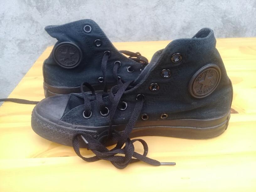 0e03242e71 zapatos   zapatillas converse all star originales. talla 37. Cargando zoom.