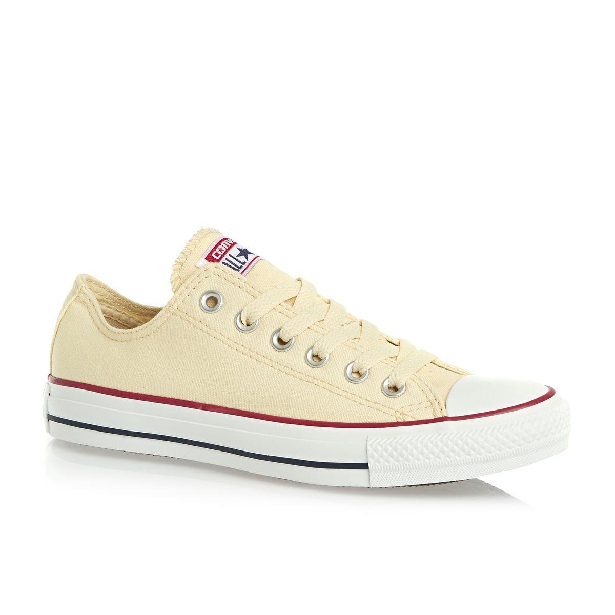 Converse Zapatos Color Tenis All Star Beige Zapatillas 615qUwZ