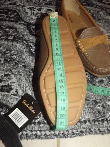 zapatos zapatillas de niña a la moda color beige talla 31