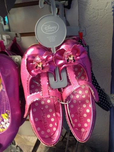 zapatos zapatillas mimi minnie mouse disney store