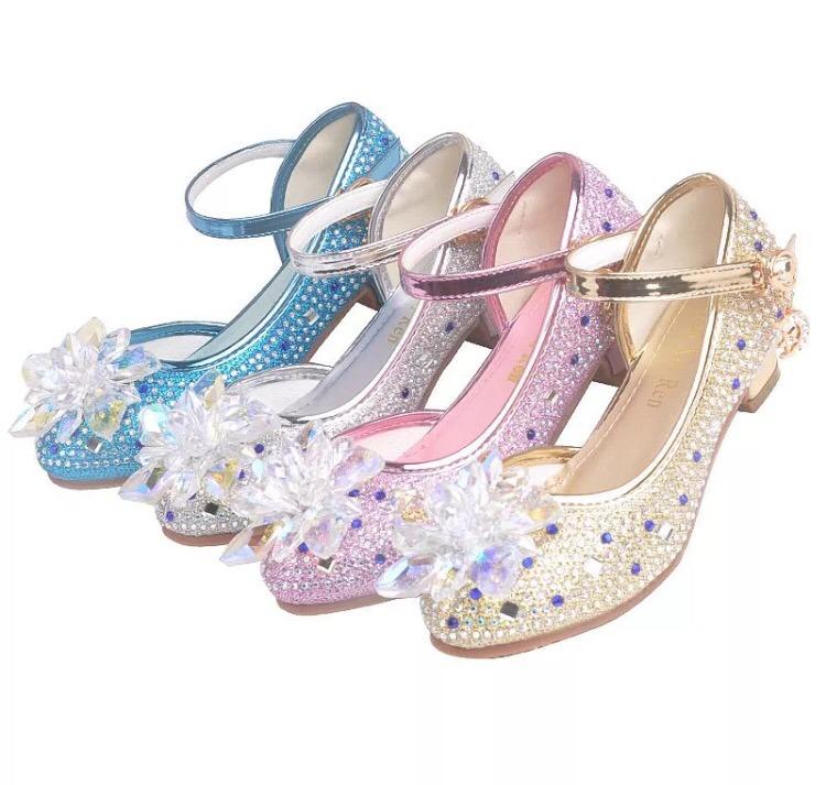 e17ed4734 Zapatos Zapatillas Niña Cenicienta Importados Cinderella ...