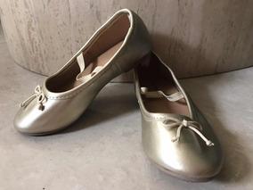 cf2da661d7f Zapatos Zapatillas Niñas Bebés Doradas Importadas Old Navy
