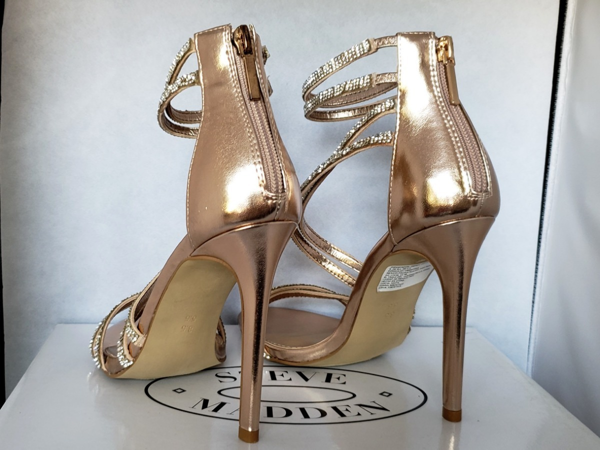 6c9669603db zapatos zapatillas tacones steve madden sweetest rose gold. Cargando zoom...  zapatos zapatillas tacones. Cargando zoom.