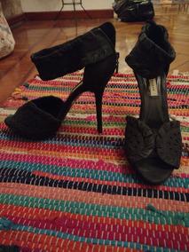 Zara Mujer Libre Zapatos Mercado Argentina Taco En De Aguja 1lcTFJK