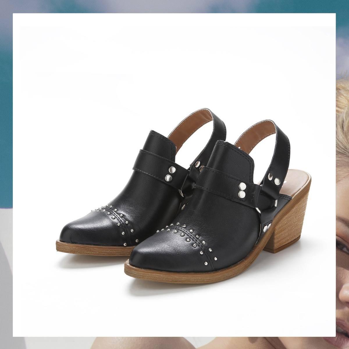 el precio más bajo 4c536 3bae3 Zapatos Zuecos Mujer Sandalias Primavera Verano 2018 / 2019
