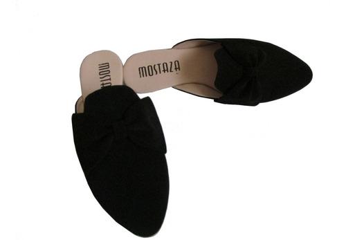 zapatos -zuecos - suecos - calzado- baletas mules mujer dama