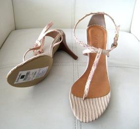 1096f49197ddc Zapatos De Fiesta Talla 41 Para Dama - Vestuario y Calzado en ...