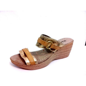 Zapato/sandalia/taco 13 Cm/plataforma De Goma/mujer Fiorcalz