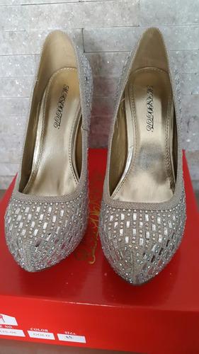 zapatosyhuli altos de pedrerias