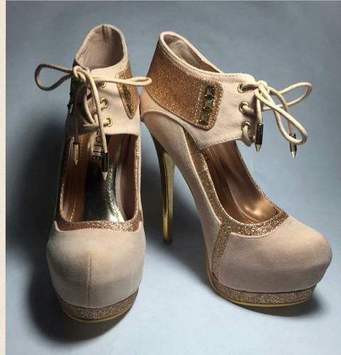 zapatosyhuli con tacon donna