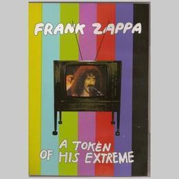 zappa frank a token of his extreme dvd nuevo