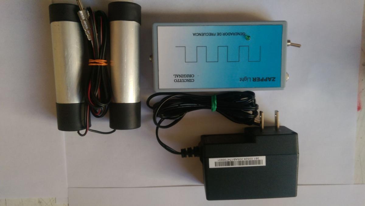 Circuito Zapper : Zapper generador de frecuencia en mercado libre