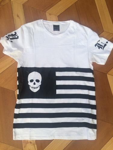 zara camiseta chico