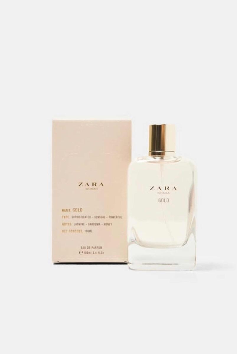 Lady Million 100mlfragrância Zara Gold Perfume Feminino nk0PwO