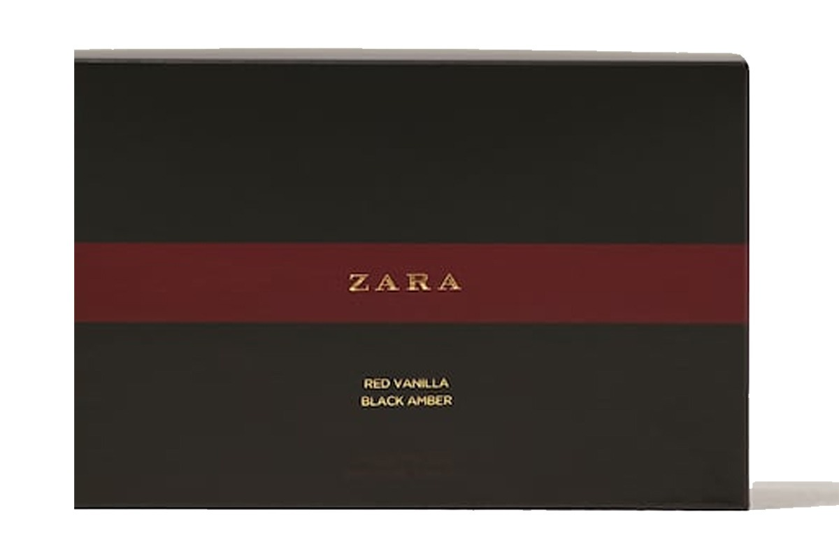 zara red vanilla + zara black amber eau de toilette 100 ml. Carregando zoom.