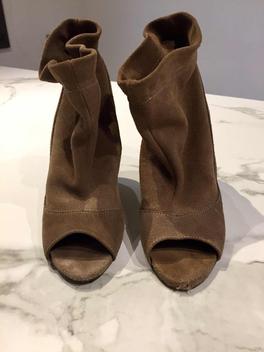 f5213865cc29b zara zapatos zueco de gamuza color piel 38. Cargando zoom.