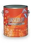 zarcao lukscolor 1/16 laranja codtet02102