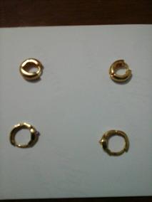 dcfc1f33160d Argollas Con Baño De Oro Para Niñas - Joyería y Bisutería en Mercado Libre  Venezuela