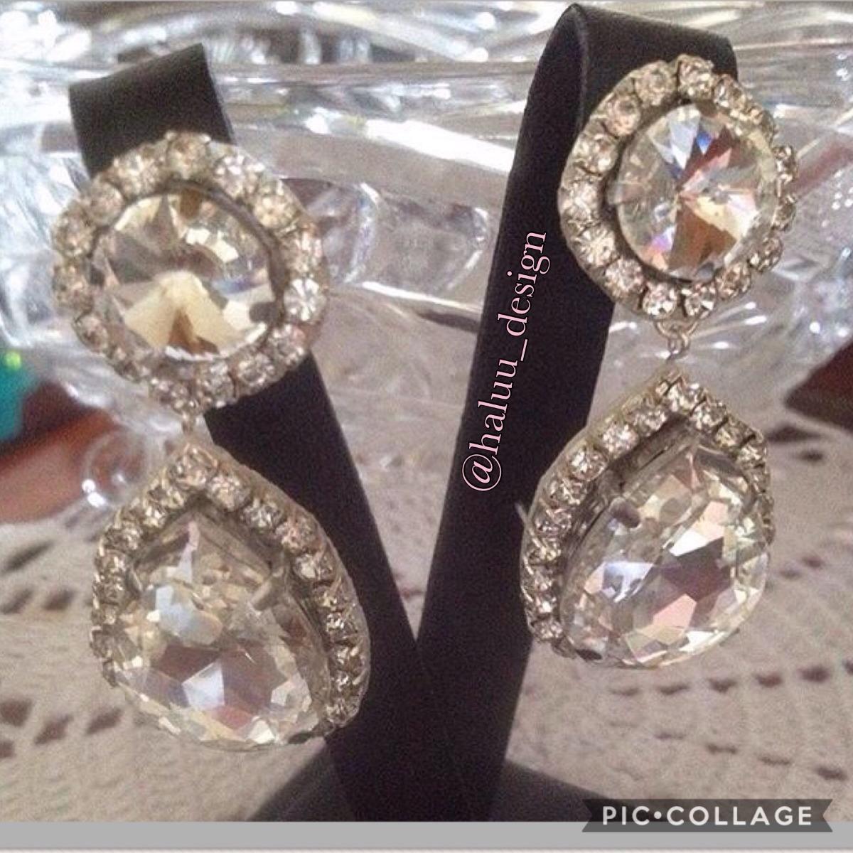c99c580583c6 zarcillos de novia soutache cristal boda cortejo accesorios. Cargando zoom.
