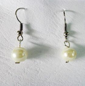 0efea12c4bdd Zarcillos Como Tunel - Joyería y Bisutería Zarcillos Perlas en Mercado  Libre Venezuela