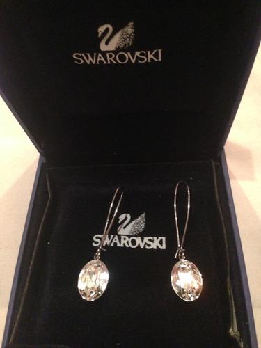 zarcillos swarosky originales,precio publicado por cada uno